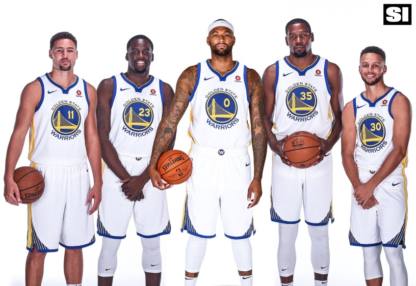 July 2: At Days End, The Warriors Are Boogie'N Back To The Finals – The Buzzer Beater